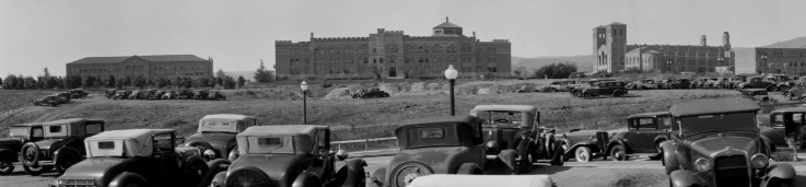UCLA Beginnings (Historical Photograph)